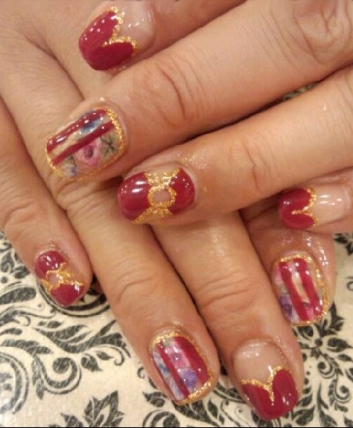 Cool Nail Designs For Fall: Cool Nail Art Ideas For Fall