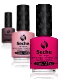 Seche Launches Nail Color Line