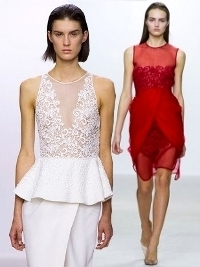 Giambattista Valli Spring 2013 Collection