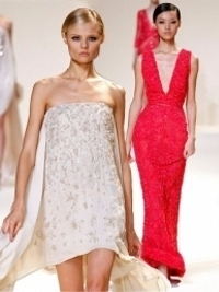 Elie Saab Spring 2013 Collection