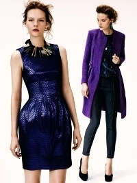 H&M Winter 2012 Lookbook
