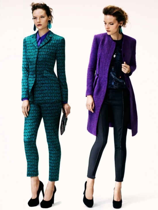 H&M Winter 2012 Collection