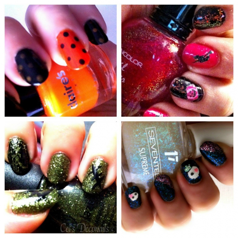 to see more nail art ideas and easy to follow nail  HD Wallpaper