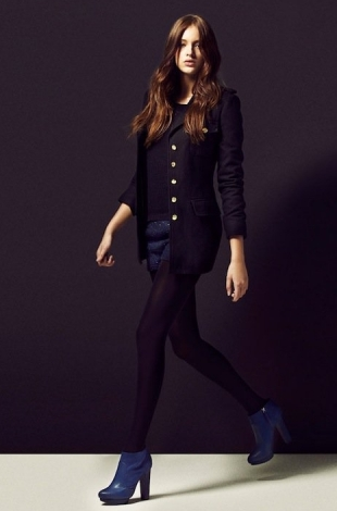 Stradivarius October 2012 Lookbook