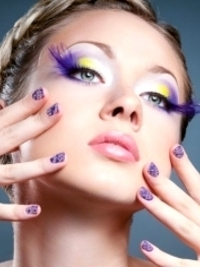 Flirty Nail Art Ideas for Fall
