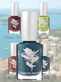 Priti NYC 'Yacht Week in Croatia' Fall 2012 Nail Polishes