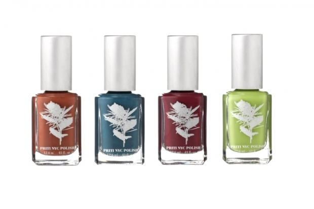 Priti NYC Yacht Week in Croatia Fall 2012 Nail Polishes