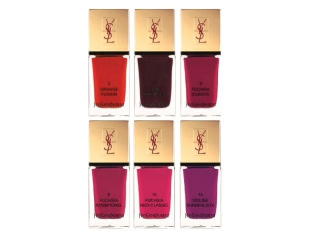 Yves Saint Laurent New Vintage Winter 2012 Makeup Collection