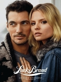 Lucky Brand Jeans Fall 2012 Lookbook