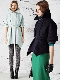 Reiss Autumn/Winter 2012 Lookbook