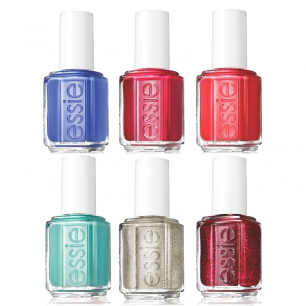 Essie Winter 2012 Leading Lady Nail Polishes