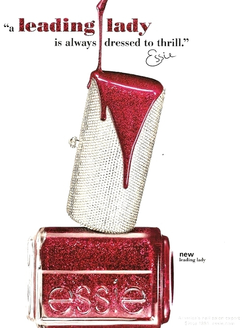 Essie Leading Lady Winter 2012 Collection