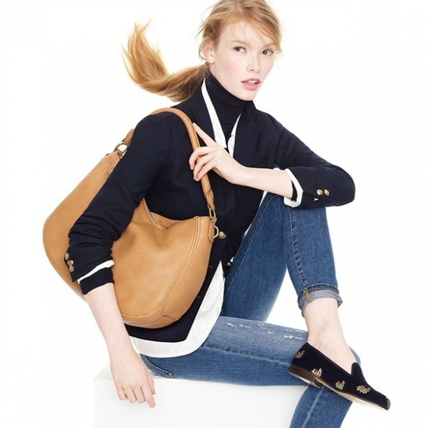 J.Crew Five Fall Essentials