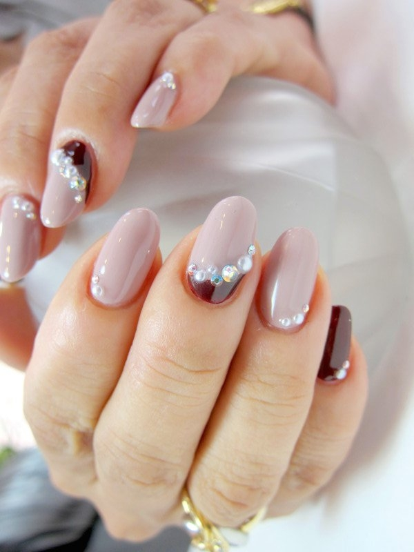 Nail Design Ideas 2012 pretty acrylic nail designs Embellished Nail Art Ideas