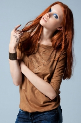 BSK by Bershka October 2012 Lookbook