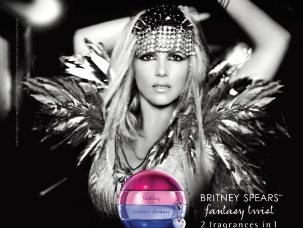 Britney Spears Fantasy Twist Fragrance