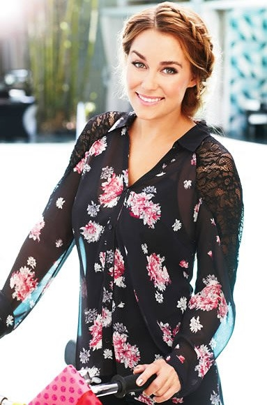 Lauren Conrad's Holiday 2012 Collection for Kohl's|