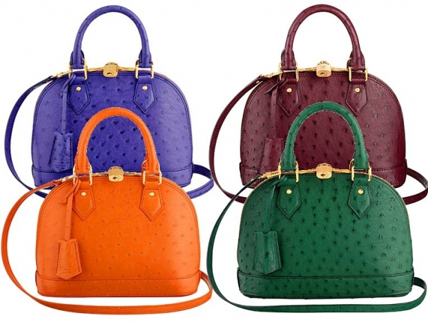 Louis Vuitton Pre-Spring 2013 Handbags