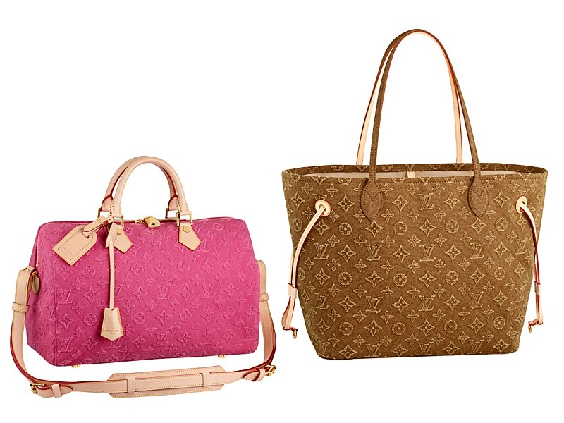 louis vuitton prespring 2013 handbags