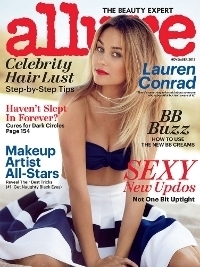 Lauren Conrad Covers Allure November 2012