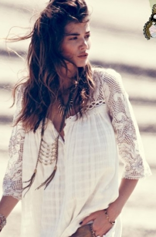Free People Lady of the Canyon Lookbook