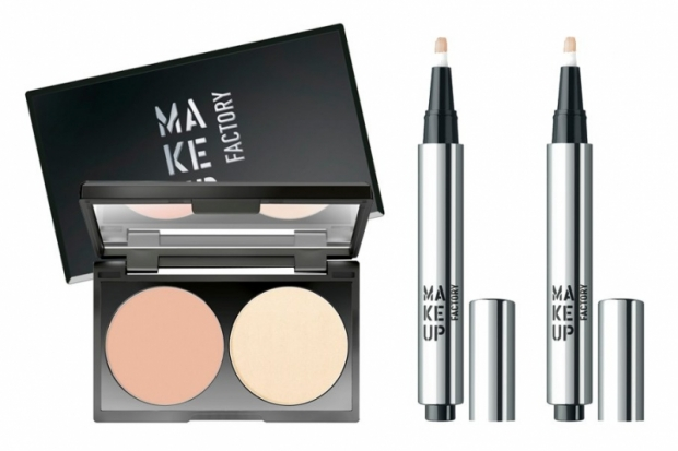 Make Up Factory Touch of Perfection Winter 2012 Collection