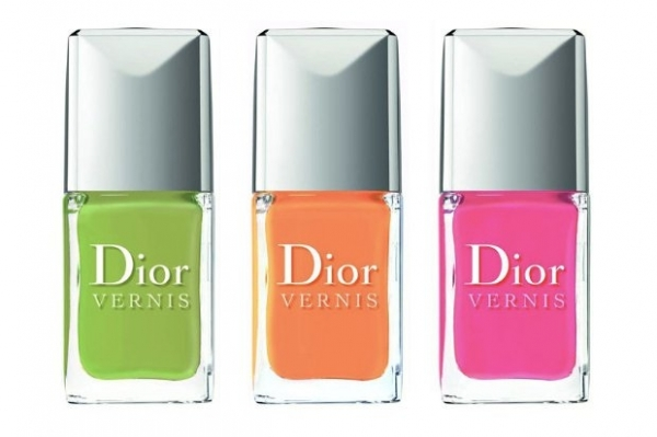 Dior Vernis Cruise 2013 Nail Lacquers