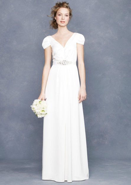 J Crew Fall 2012 Bridal Collection