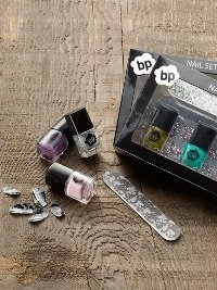 BP Lace and Glitter Nail Sets