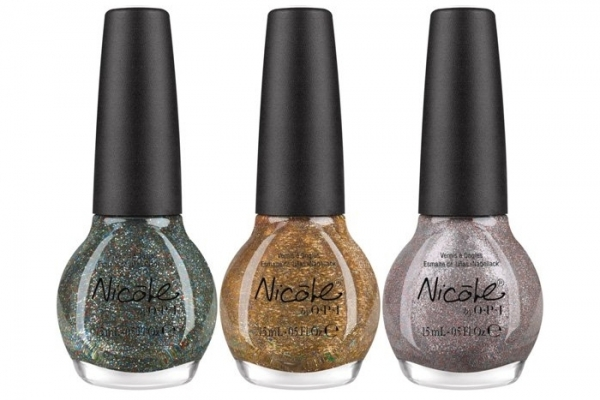 Kardashian Kolor for Nicole by OPI Holiday 2012 Collection