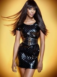 Naomi Campbell for Love Republic Fall/Winter 2012-2013 Campaign