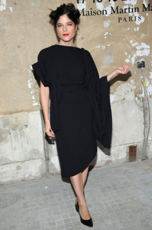 Selma Blair Maison Martin Margiela with H&M at Global Launch Event