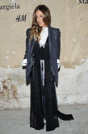 Sarah Jessica Parker Maison Martin Margiela with H&M at Global Launch Event