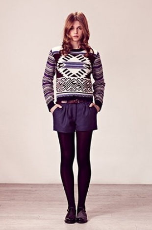 Paul & Joe Sister Fall/Winter 2012-2013 Lookbook