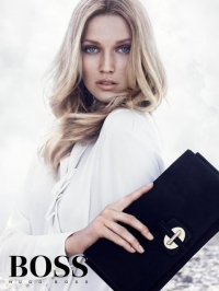 Hugo Boss Black Winter 2012 Campaign