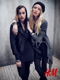 H&M Divided The Grey Concept Fall 2012