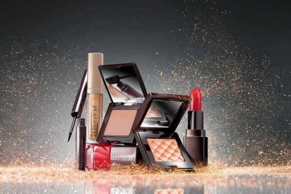 Laura Mercier Art Deco Muse Holiday 2012 Makeup Collection