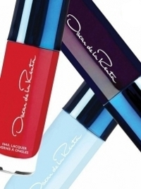 Oscar de La Renta Limited Edition Nail Polishes