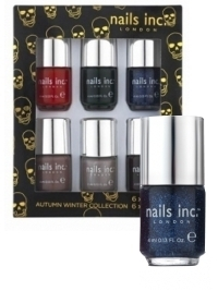 Nails Inc. Fall/Winter 2012 Nail Polish Collection
