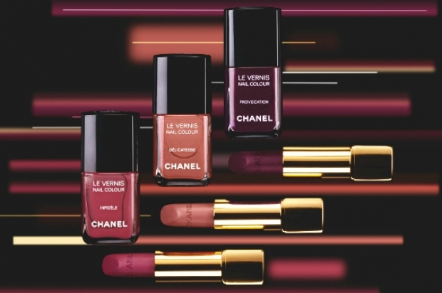 Chanel Fashions Night Out Fall 2012 Twin Sets
