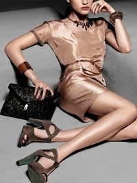 Hoss Intropia Fall 2012 Shoes and Accessories