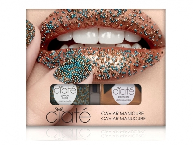 Ciate Caviar Manicure Head Turner Set FW 2012