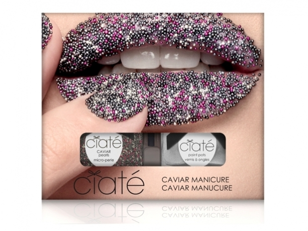 Ciate Caviar Manicure Stop The Press FW 2012
