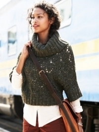 Lands' End Canvas Fall 2012 Lookbook