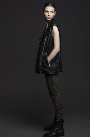 Zara TRF September 2012 Lookbook