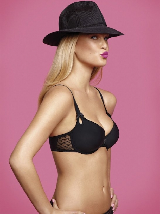 Bar Refaeli for Passionata Fall/Winter 2012 Collection