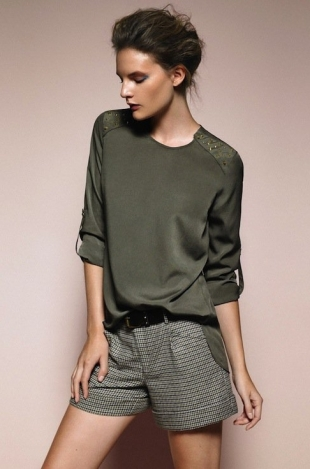 Mango September/October 2012 Lookbook
