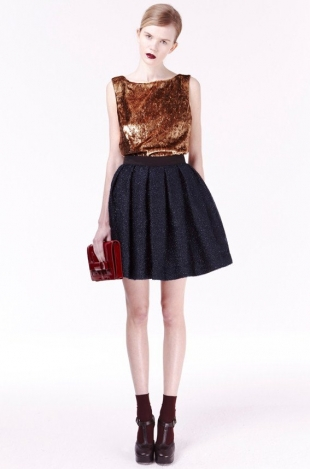Orla Kiely Fall/Winter 2012 Lookbook
