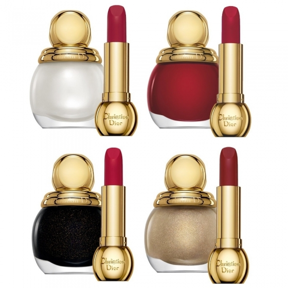 Dior Grand Bal 2012 Holiday Makeup Collection
