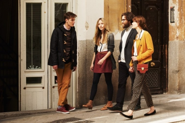 Springfield Fall/Winter 2012-2013 Campaign